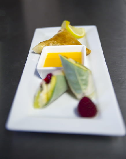 Dessert : Epices & Passion   © Tevade Photography