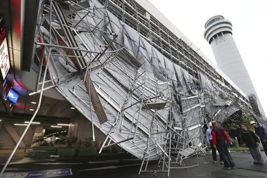 Typhon Faxai au Japon: des images impressionnantes à Tokyo