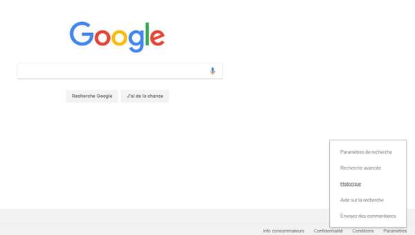 Afficher plus de résultats Google