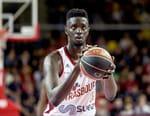 Basket-ball - Pau-Lacq-Orthez / Strasbourg