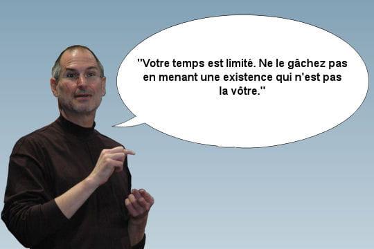 Steve Jobs où le besoin de faire quelque chose de signifiant