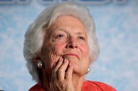 Barbara Bush: les deux points sensibles qui l'opposaient à son mari