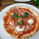 Plat : L'Escale a Pizza  - Surprise du chef -