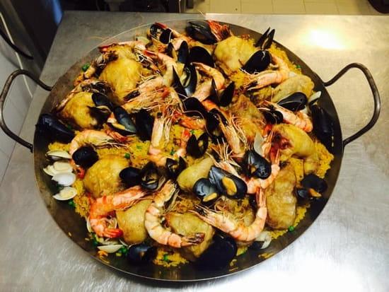 Restaurant : Pascal Paoli  - Paella  -