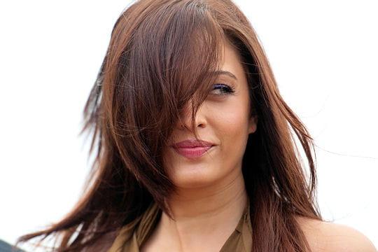 Aishwarya Rai Bachchan nefaitpas cequ'elleveut avecsescheveux