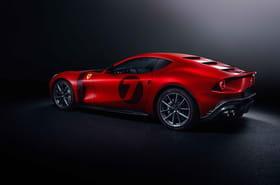 Les photos de la nouvelle et unique Ferrari Omologata