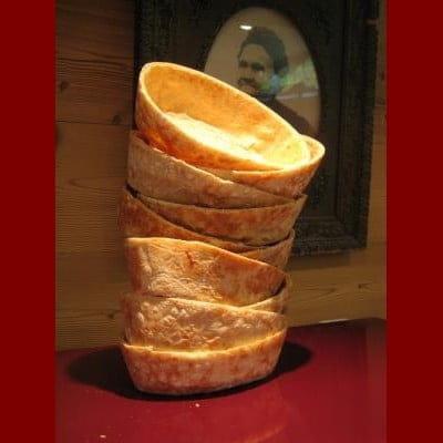 Mamie Tartiff  - Les plats en pain de Mmaie Tartiff -   © Martine Borsoi