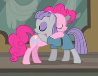 My Little Pony, les amies c'est magique ! : Une amitié solide comme la pierre