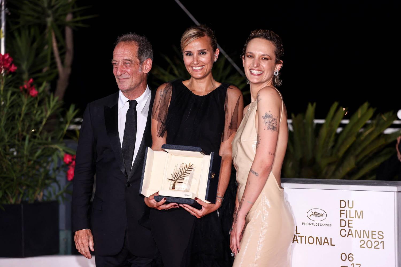 Oscars: Titane choisi pour représenter la France en 2022