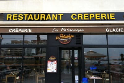 Le Patacrêpe Montpellier Port Marianne