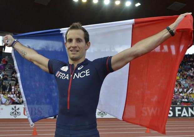 Rekord podczas kwarantanny? Mistrz olimpijski Renaud