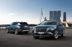 Nouveau Hyundai Tucson: prix, équipements... Les photos et infos