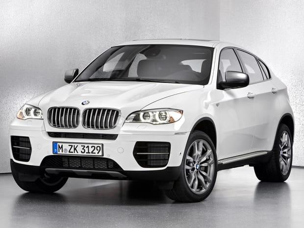 Numéro 2 : BMW X6