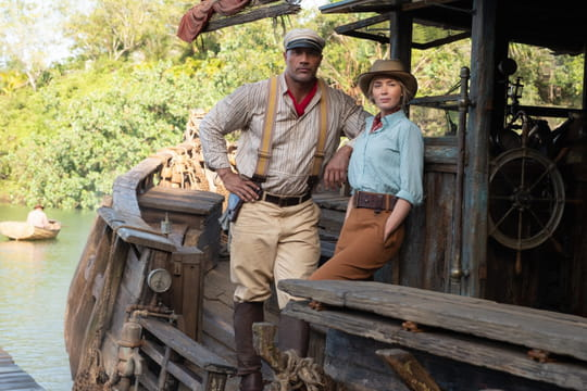 Jungle Cruise: synopsis, casting, critiques, seances, streaming, avis...