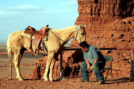 Le pays Navajo
