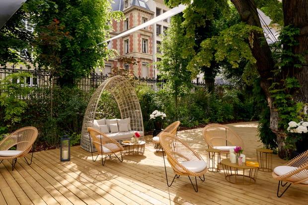 Moderne Apicius, le plus beau jardin d'Eden XY-04