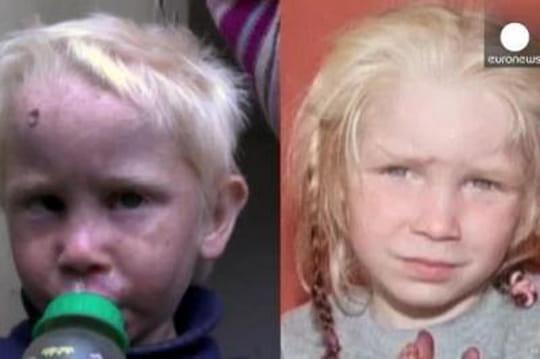 """Maria: """"l'ange blond"""" est bien l'enfant d'uncouple deRoms bulgares"""
