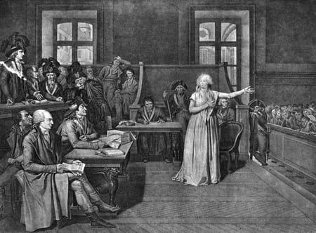 Marie-Antoinette procès