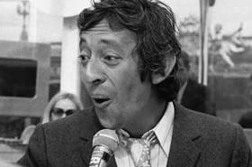 Bagarres, aventures, papa strict... Ces choses que vous ne saviez pas sur Serge Gainsbourg