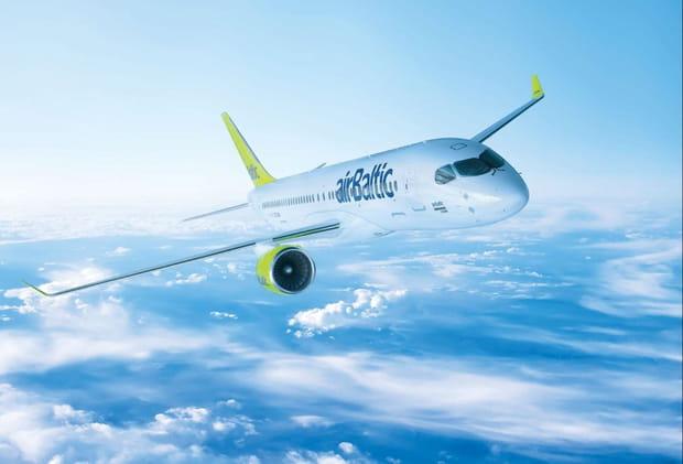 N°7ex-aequo: Air Baltic