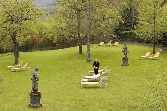 Hostellerie des Châteaux  - Jardin -