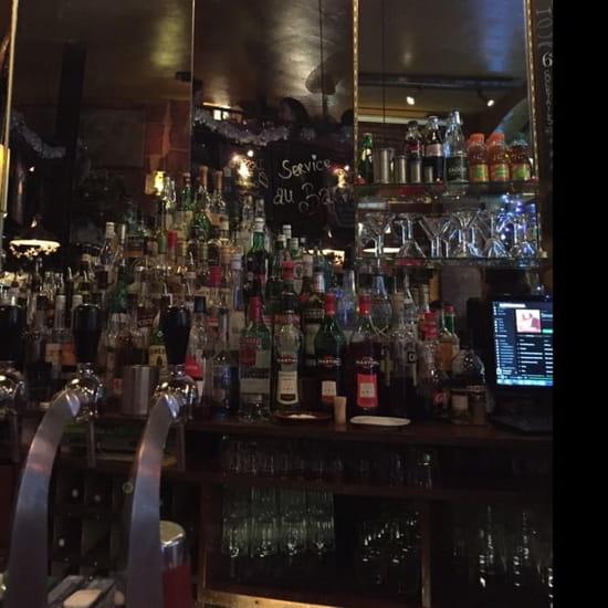 Restaurant : The Lizard Lounge