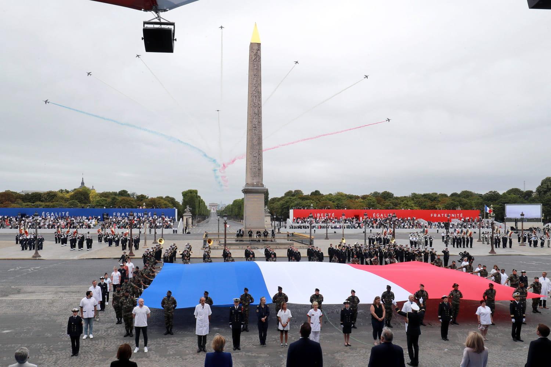 14juillet 2021: histoire du jour férié, célébration de la fête nationale