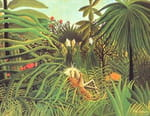 Le Douanier Rousseau, la jungle à Paris ou le voyage imaginaire