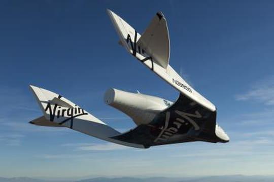 Virgin Galactic : embarquez pour l'espace