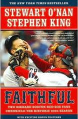 dans 'faithful', stephen king réconcilie ses deux amours : l'écriture et les red