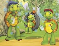 Franklin et ses amis : Franklin fait du camping sauvage