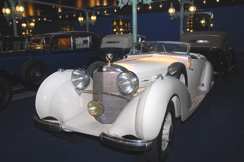 Cité de l'Automobile - Collection Schlumpf: votre visite à Mulhouse
