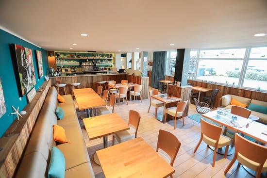 Restaurant : Bistrot des Planches  - Salle de reception du Bistrot des Planches -   © @stefanMucchielli