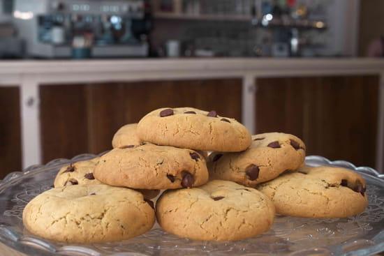 Dessert : Bam Bam Café  - Cookies vegan -   © Antoine Sicot