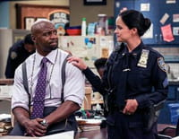 Brooklyn Nine-Nine : Hitchcock & Scully
