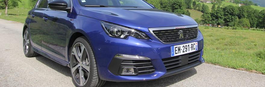 Essai Peugeot 308restylée: meilleure que jamais!