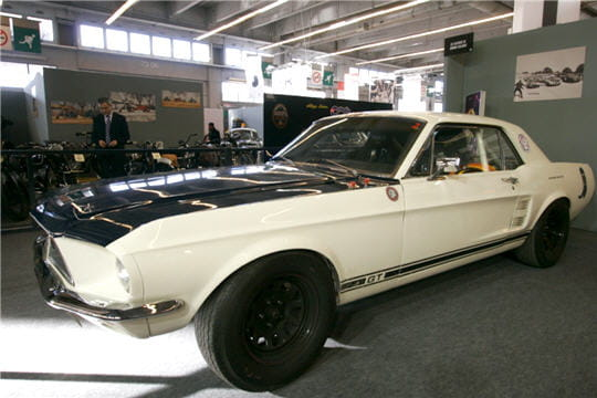 Mustang Monte Carlo