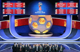 Coupe du monde: la France épargnée, la composition des groupes