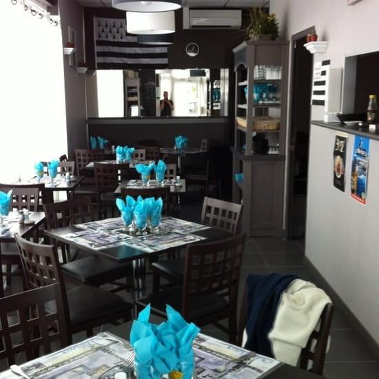 Restaurant : L'Hermine  - Salle -