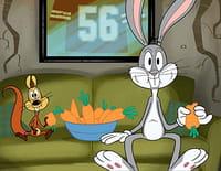 Bugs ! Une Production Looney Tunes : Un canard dans l'aquarium. - Le roi du cerf-volant