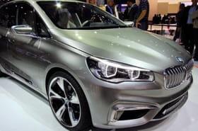 BMW s'impose comme la reine duhaut degamme