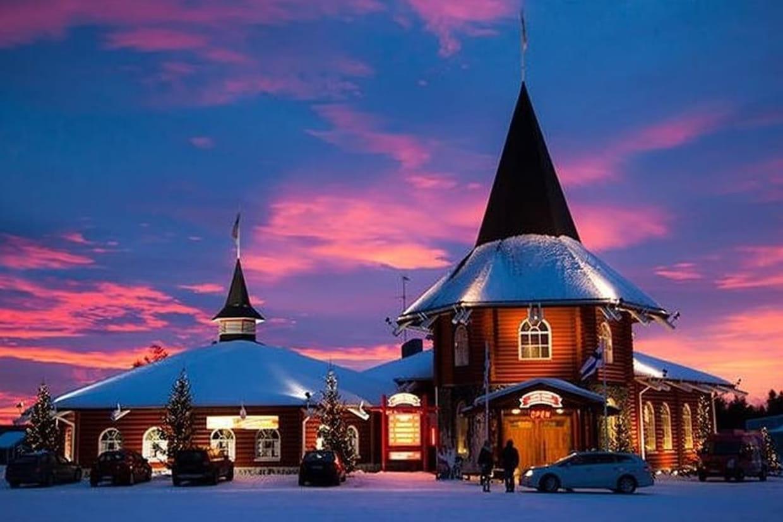 ville du pere noel Village du Père Noël : activités, tarif, voyage Partez en Laponie ! ville du pere noel