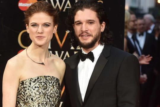 Game of Thrones saison 6 : Kit Harington (Jon Snow) et Rose Leslie (Ygritte) en couple !
