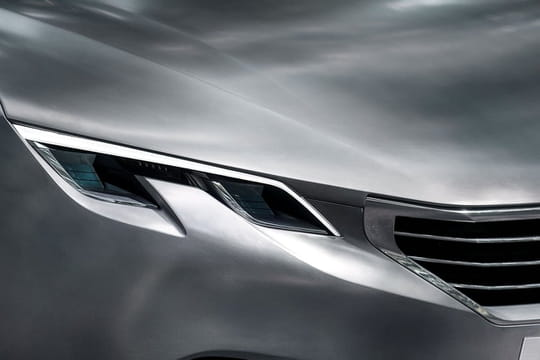 Nouvelle Peugeot 508: elle arrive en 2018[prix, photos, infos]