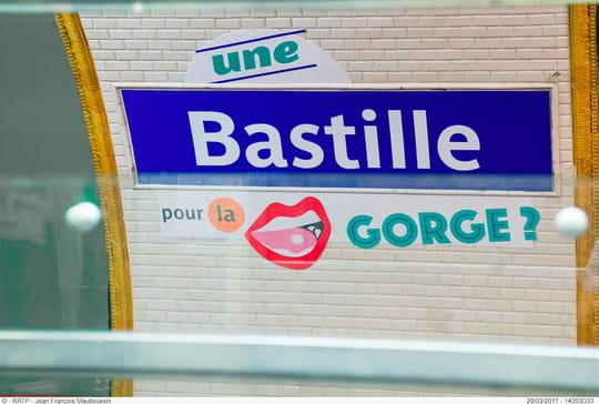 Poisson d'avril: stations RATP détournées, dentifrice Burger King... Les canulars du 1eravril