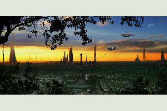 Un étrange voyage dans les villes du futur