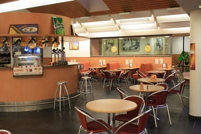 Cafétéria Croquandine  - Bar -