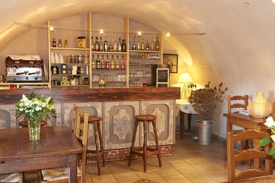 Auberge de la Loue  - Bar/salon de thé -   © Régis Nardoux