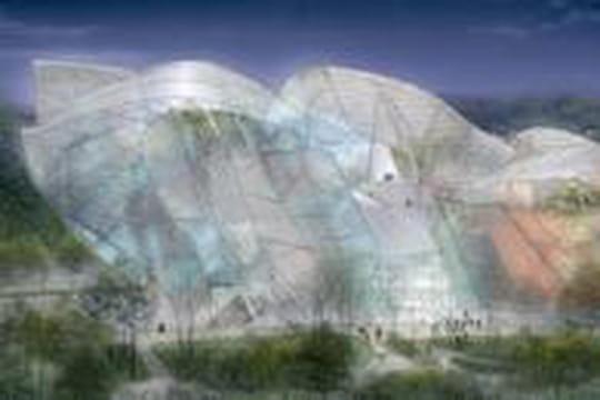 Fondation Louis Vuitton: Frank Gehry se lance dans la haute couture