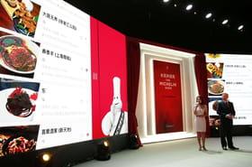 Le Guide Michelin débarque à Taïwan